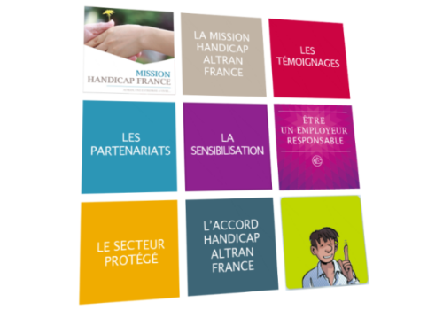 Talents Handicap - interview Altran France - Mission Handicap